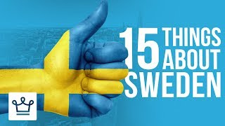 Download 15 Things You Didn't Know About Sweden Video