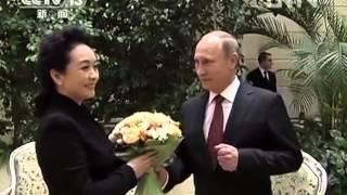 Download 【新聞智庫】普京為彭麗媛披氈惹迴響 Video