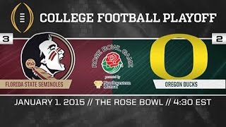Download Rose Bowl 2015- Oregon Ducks Highlights Video