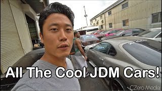 Download Japan Vlog #2 - Driving Evo 7 And JZX90 Drive - Hanging Out At STF Tuning - Vlog 65 Video