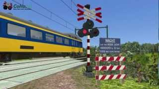 Download Dutch Train simulator 2013 levelcrossings v1.0 Promo movie Video