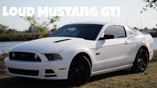 Download I drive my friend's loud 2013 Mustang GT - Review Video
