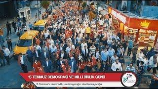 Download Karabük'te 15 Temmuz Demokrasi ve Milli Birlik Günü Nedeniyle Yürüyüş Gerçekleştirildi Video