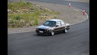 Download BMW e30 m52 turbo winter maintenance. S02E06 BTCF Track Day Video