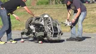 Download Google Aquires Military Robotic Company - Boston Dynamic - The big dog Video