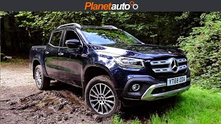 Download Mercedes Benz X350d X-Class Pickup Review and Road Test Video