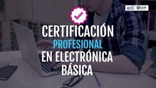 Download Programa de Certificación Profesional en Electrónica Básica I en GalileoX Video