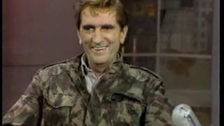 Download Harry Dean Stanton on Late Night, December 23, 1985 Video