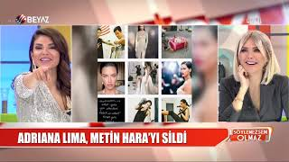 Download Adriana Lima, Metin Hara'yı sildi Video
