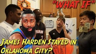 Download ″WHAT IF″ James Harden Never Left Oklahoma City Thunder Video