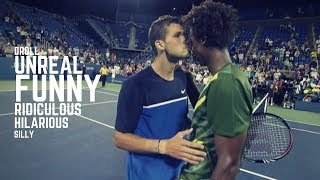 Download Tennis. Moments #Funny #Ridiculous #Hilarious Video