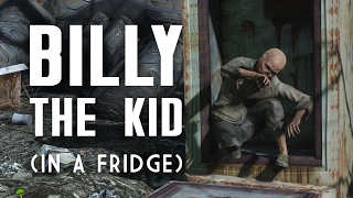 Download The Story of Billy the Kid (in a Fridge) - Fallout 4 Lore Video