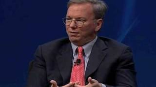 Download Eric Schmidt, CEO of Google, interviewed at Gartner Symposium/ITxpo Orlando 2009 Video
