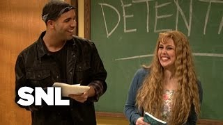 Download Poetry Class with Drake - SNL Video