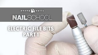 Download YN NAILS SCHOOL - ELECTRIC FILE BITS PART 1 Video