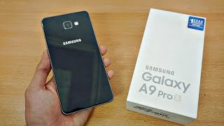 Download Samsung Galaxy A9 Pro (2016) - Unboxing & First Look! (4K) Video