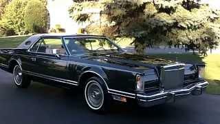 Download 1977 Lincoln Mark V supersportmotors SOLD Video