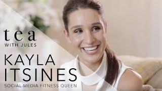 Download Tea With Jules - fitness sensation Kayla Itsines chats to Jules Sebastian Video