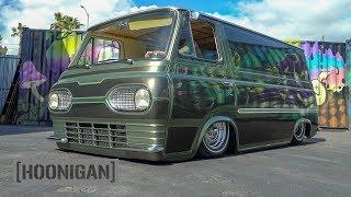 Download 1963 Ford Econoline ″VanGo″ //DT247 Video