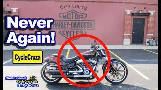 Download Why I Will NEVER Go To a Harley Davidson Dealership Again! | MotoVlog Video