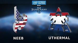 Download StarCraft 2 - Neeb vs. uThermal (PvT) - IEM Shanghai 2016 - Grand Final Video