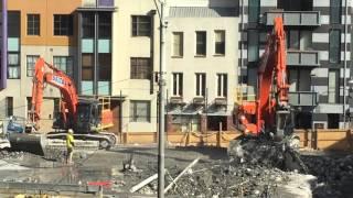 Download Aurora Melbourne Central - Car Park Demolition Part.8 ft. Wrecking Ball Video