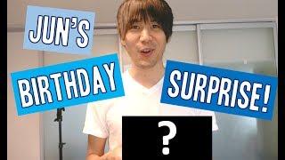 Download Jun's Birthday Surprise!! Video