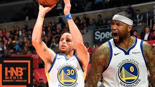 Download Golden State Warriors vs LA Clippers Full Game Highlights | 01/18/2019 NBA Season Video