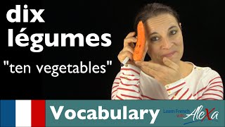 Download Vegetables in French (basic French vocabulary from Learn French With Alexa) Video