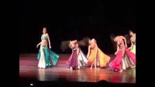 Download Oriental Mejance - Amirat al Nur - Belly dance Venezuela 2014 Video