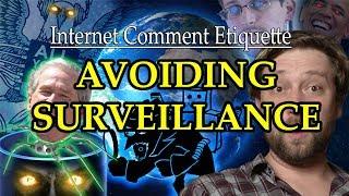Download Internet Comment Etiquette: ″Avoiding Surveillance″ Video