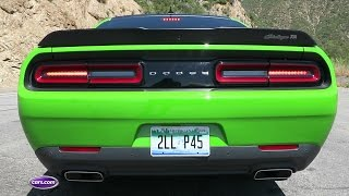 Download 2017 Dodge Challenger T/A Exhaust Note Video