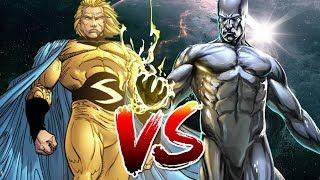 Download Sentry VS Silver Surfer   BATTLE ARENA Video