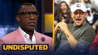 Download Shannon Sharpe on why Johnny Manziel's CFL signing was a good move | NFL | UNDISPUTED Video