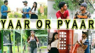 Download YAAR or PYAAR   AGAM SHARMAA Video