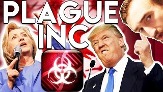Download PLAGUE INC. HILLARY CLINTON VS DONALD TRUMP CHALLENGE (US ELECTION MODE) Video