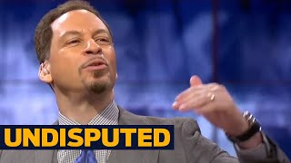 Download Chris Broussard: Phil Jackson is acting like a chump | UNDISPUTED Video