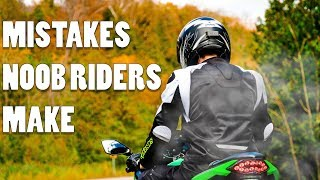 Download 5 Things You Never DO as New Motorcycle Rider!!! Video
