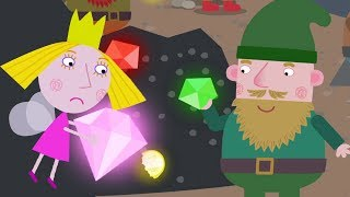 Download Ben and Holly's Little Kingdom Full Episodes 💎 The Dwarf Mine 💎 HD Cartoons for Kids Video