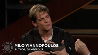 Download Milo Yiannopoulos Interview | Real Time with Bill Maher (HBO) Video