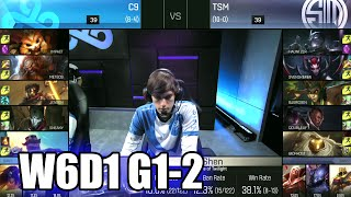 Download TSM vs Cloud 9 | Game 2 S6 NA LCS Summer 2016 Week 6 Day 1 | TSM vs C9 G2 W6D1 1080p Video