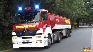 Download [GTLF 30.000 zu Großeinsatz] Wachausfahrt Feuerwehr Lastrup + Anfahrten FW LK Cloppenburg + RD Video