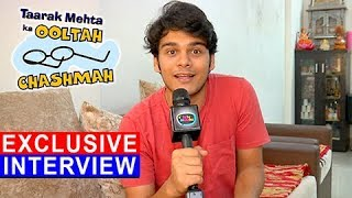 Download Bhavya Gandhi aka Tapu Misses Playing The Role Of Tapu | EXCLUSIVE Interview | TellyMasala Video