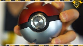 Download Shall We Pour Silicone On A Real Life Pokeball? Video
