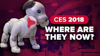 Download Best of CES 2018: Where are they now? Video