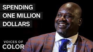 Download How Shaq Spent One Million Dollars In One Day, According To The NBA Star Himself Video