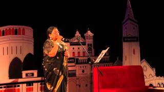 Download Skyfall: Usha Uthup at TEDxPune Video