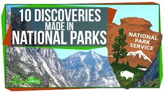 Download 10 Discoveries Made in National Parks Video