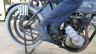 Download One of the Oldest Operating Harley-Davidsons in the World ridden by Bob Laidlaw Video