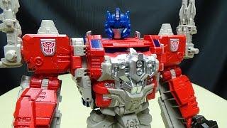 Download Titans Return Leader POWERMASTER OPTIMUS PRIME: EmGo's Transformers Reviews N' Stuff Video